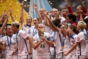 Congratulations!!! USA Women Soccer Team Wins The World ...