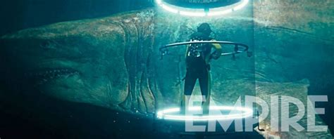 New Image From 'the Meg' Offers Better Look At The Giant Shark