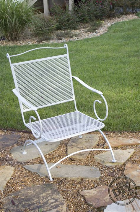 how to refinish rusted patio furniture the diy
