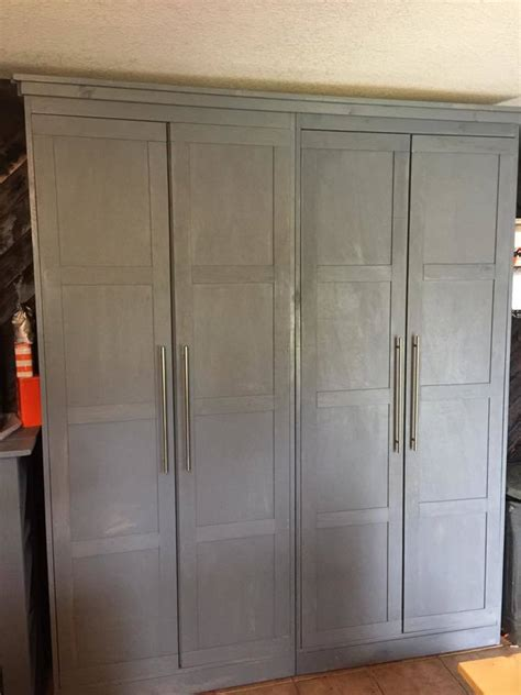 ana white pantry wall diy projects