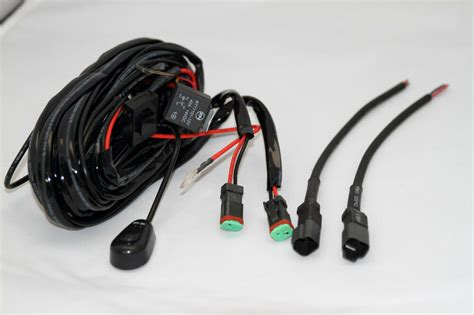 Off Power Switch For Road Led Light Bar Relay