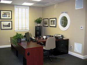Amazing of elegant stylish ideas to decorate your office 5666 for Office decorate