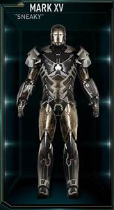 Every suit from the 'Iron Man' movies : theCHIVE