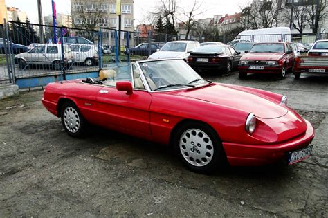 '91 Alfa Romeo Spider  Classic Car Restoration Center