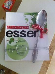 Gutscheine Verpacken Basteln : gutschein zum essen basteln pinterest essen ~ Frokenaadalensverden.com Haus und Dekorationen
