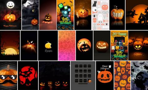 Halloween Hd Wallpapers For Iphone 7 / Iphone 7 Plus Free