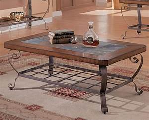 slate top coffee table sets solid with tile orlanpressinfo With best finish for coffee table