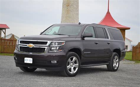 Chevrolet Suburban 2016 Calidad, Prestigio Y Prestaciones