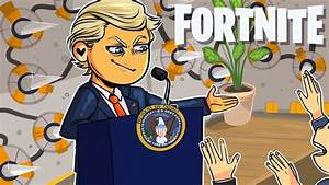 The TRUMP TOWER TRAP HOUSE in Fornite Battle Royale ...