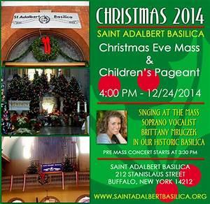 Christmas Eve Children's Mass at Saint Adalbert's – Saint ...