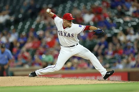 After 12 Years And 20 Different Teams, Rangers Pitcher