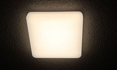 install a lowes utilitech pro led flushmount ceiling
