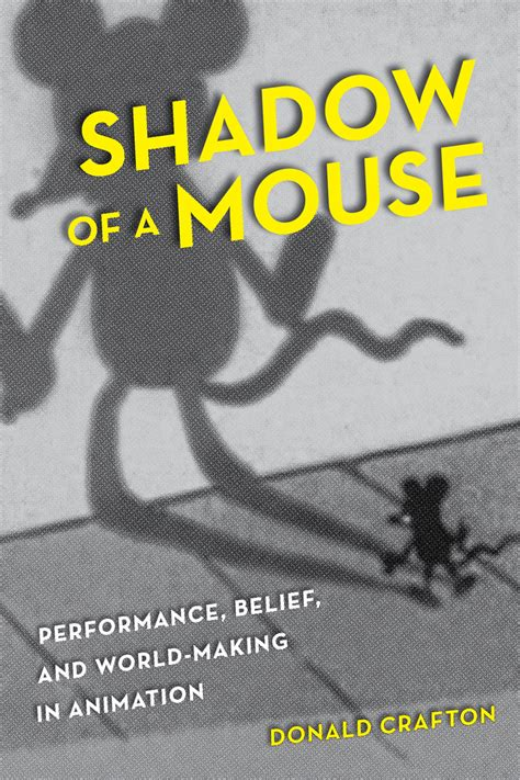 shadow   mouse  donald crafton paperback