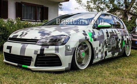 large pixel camo vinyl car wrapping film