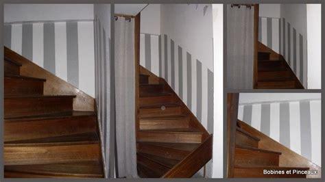 idee peinture cage escalier deco cage escaliers