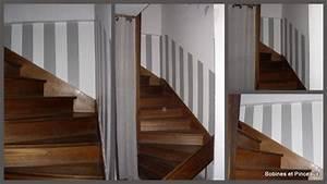 Decoration Escalier Interieur Peinture : c dans le sac bobines et pinceaux ~ Dailycaller-alerts.com Idées de Décoration