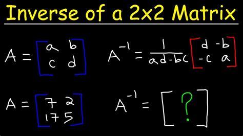 inverse berechnen  matrix und inverse matrix berechnen
