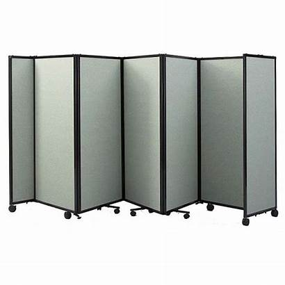 Divider Partition Portable Wall Ft Height Wheeled