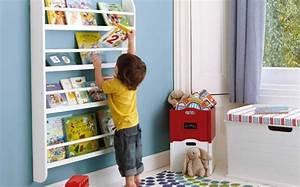 Rangement Livre Enfant : rangement chambre enfant 60 conseils et id es pour ~ Farleysfitness.com Idées de Décoration