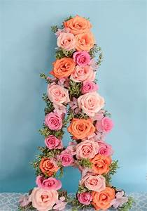21 diy styrofoam letters guide patterns With foam letters for flowers