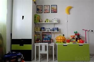 Chambre Ikea Enfant : bureau chambre enfant bureau lit escamotable with bureau chambre enfant autant bien travailler ~ Teatrodelosmanantiales.com Idées de Décoration