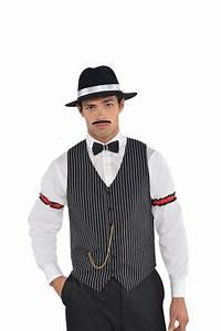 Tenue Des Années 20 : d guisement gilet gangster ann es 20 deguisement magic ~ Farleysfitness.com Idées de Décoration