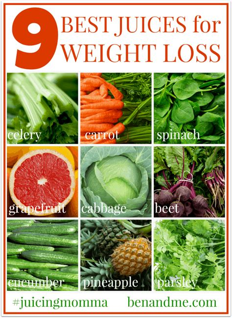 weight loss juices juice recipes juicing vegetables pineapple recipe broccoli diet healthy lose plan goodness fruits fast losing benandme drinks