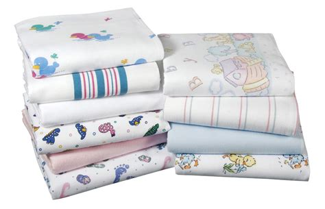 Receiving Hospital New Born Baby Cotton Blankets 3pk