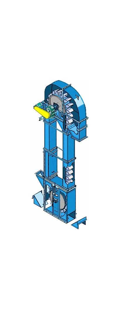 Elevator Bucket Conveyor Vertical Pdf Construction Conveying