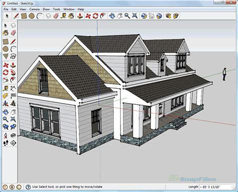 create house floor plans free sketchup screenshot and at snapfiles com