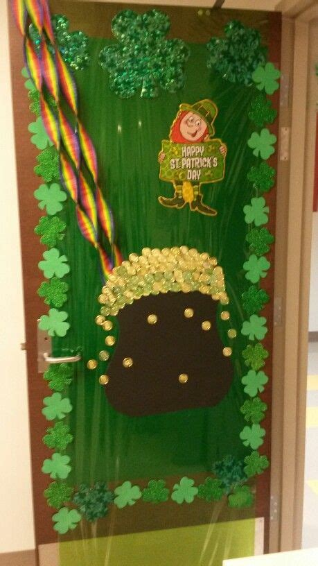 St Day Door Decorations - st s day door at the children s clinic diy and