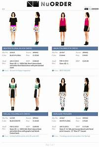 fashion line sheet line sheet template create your own With clothing line sheet template
