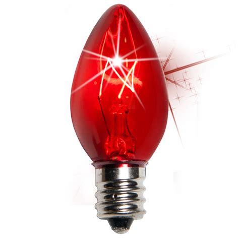 christmas light bulb  twinkle red christmas light