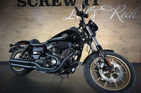 2016 Harley Davidson S Series Fxdls Low Rider S Cars For