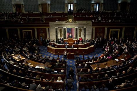 The House of Representatives Hits the Ground Running on ...