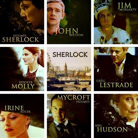 sherlock characters am cast sherlocked holmes bbc season deviantart movies source dreamer tv