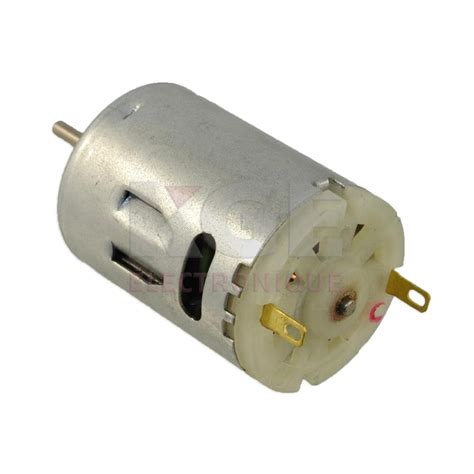 Motor Electric 380 by Mabuchi 12vdc Motor Rs 380 12v Electronics Kge