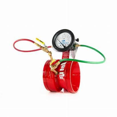 Fire Meter Pump Test Venturi Type Flow