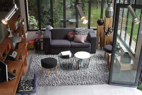 photo maison de famille entre style contemporain et objets chines d 233 co photo deco fr