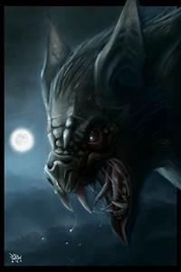 werewolf vampire by DrFaustus3 on DeviantArt