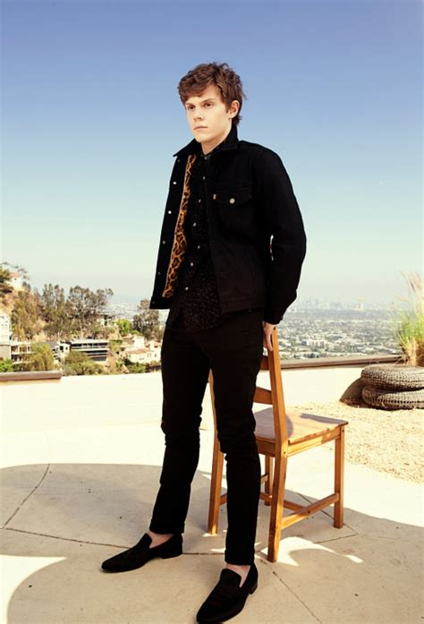 evan peters photoshoot tumblr