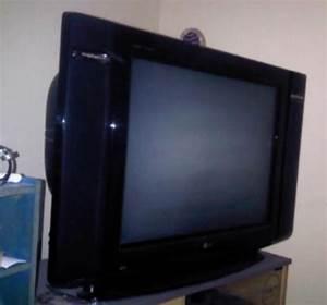 Teknikamania Com  Tv Lg 29fu3rl Tak Ada Warna Merah