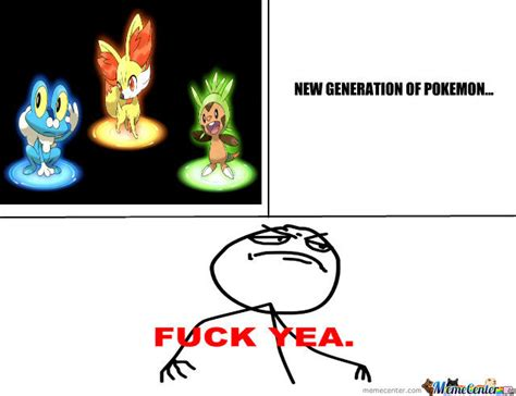 Pokemon X And Y Memes - pokemon x and y by sbrown0607 meme center