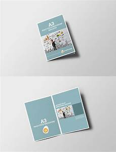 half page brochure template create flyers quarter p and With quarter sheet flyer template word