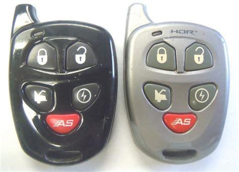 Autostart As-1775 As1775 Keyless Entry Remote Car Starter