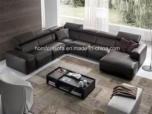 sofa noir images With sofa cuir