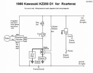 1980 750h Bare Bones For Mattylight - Page 14 - Kzrider Forum