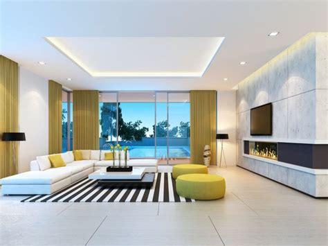 Mes Idées Lumineuses Pour Créer Un Salon Moderne