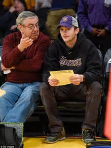 Andrew Garfield and Joel Madden take in LA Lakers game ...