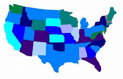 States Clip United Clipart Map Register Clipartpanda